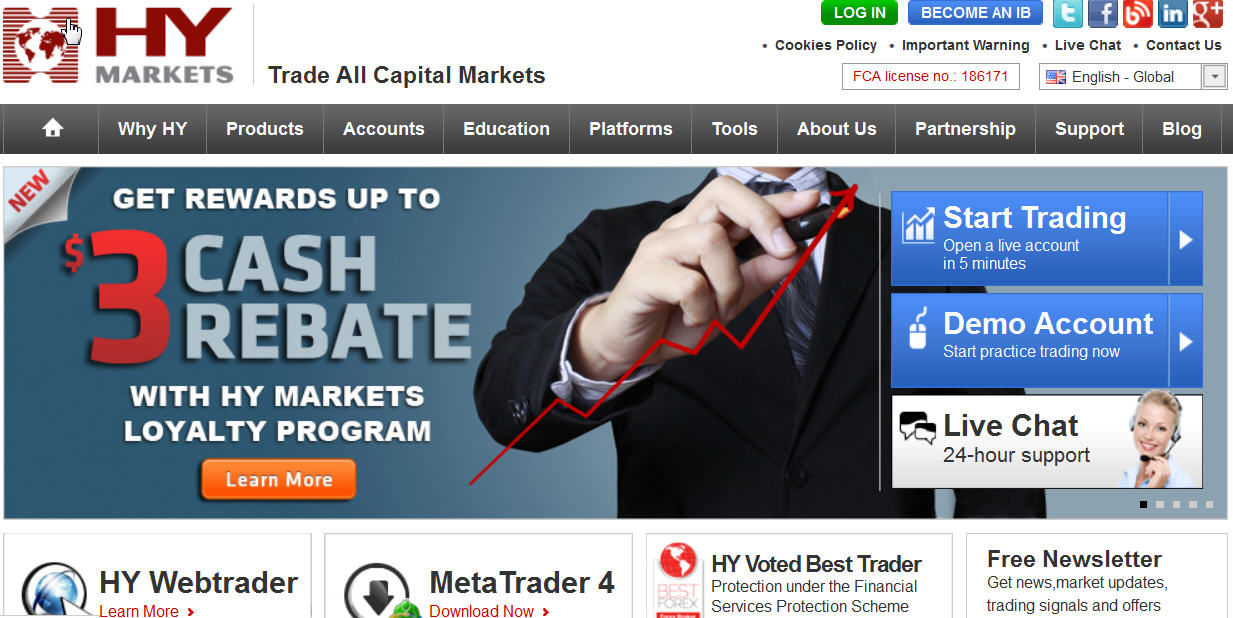 hymarkets screenshots 2