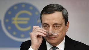Draghi ecb euro